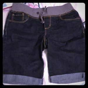 Arizona girls jean short 10reg